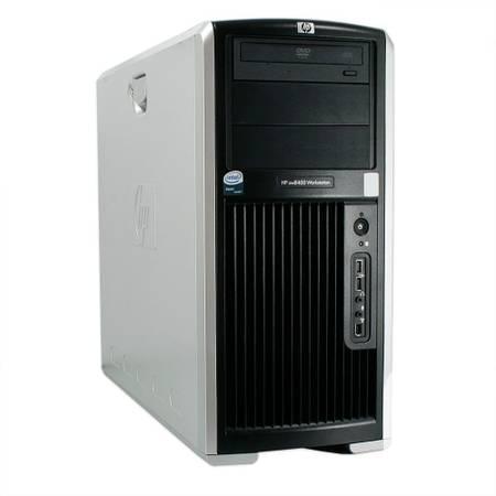HP XW8400 , 2 X Quad Core 2.66Ghz , 32GB RAM , 2TB HDD