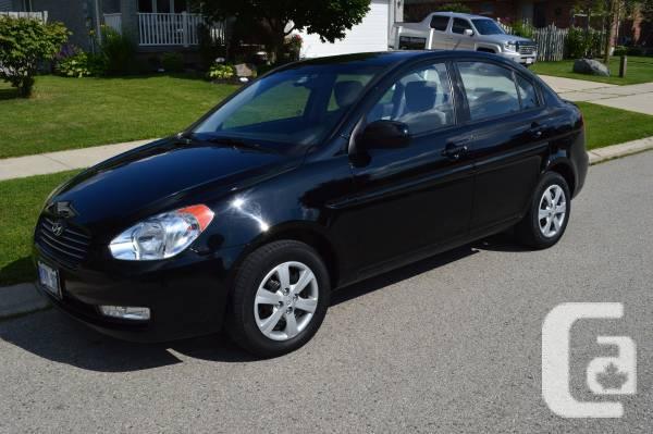 Hyundai Accent GLS - $9900