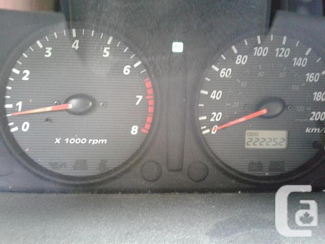 Hyundai Santa Fe 3.5L V6,  4wd, low km's