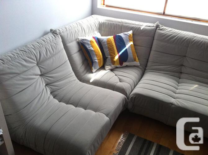 Iconic Ligne Roset Togo Sectional Couch : togo sectional - Sectionals, Sofas & Couches