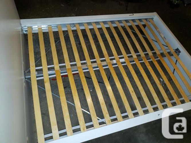"""Ikea """"Malma"""" Full or Double Bed Frame"""
