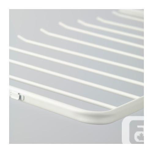 Ikea ALGOT Pants Hanger - White
