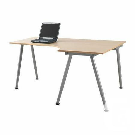 IKEA Corner Table t/ Extensions - $240