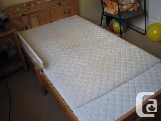 Ikea Extend Bed frame with mattress
