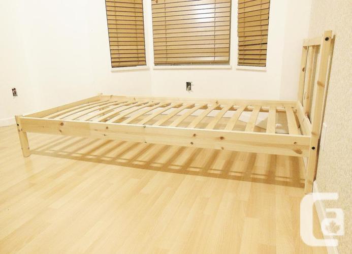 Ikea FJELLSE Bed Frame with Slats - Twin