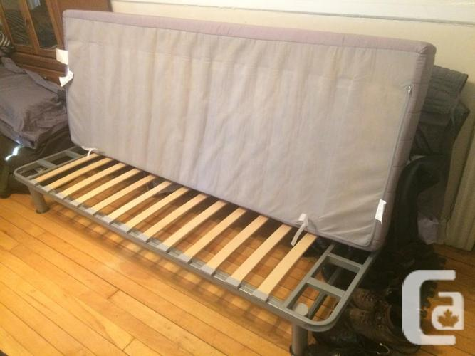 Ikea Futon For Sale 2 Years Old Hardly Used For Sale In