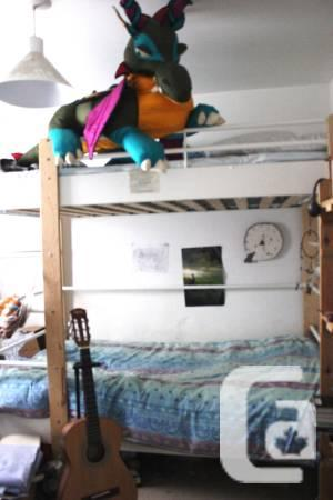 Ikea Lo Bunkbed For Sale In Vancouver British Columbia
