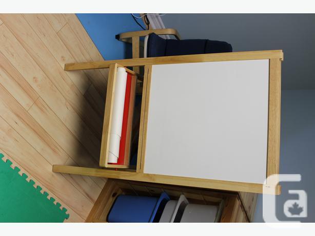 Ikea Mala Easel For Sale In Vanier Ontario Classifieds