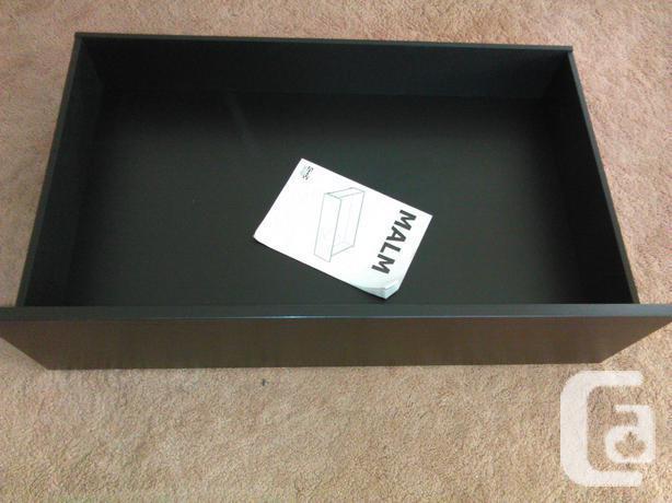 Ikea Hemnes Schuhschrank Schwarzbraun ~ IKEA malm underbed storage kit (fits other bedframes) for sale in