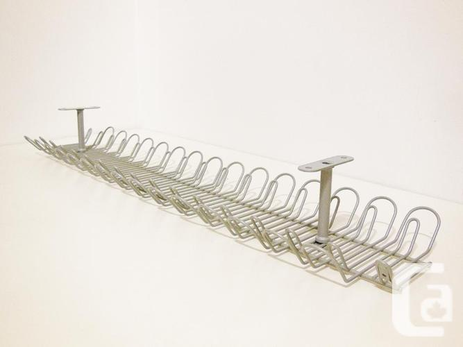 Ikea SIGNUM Cable Wire Management Organizer Tray -