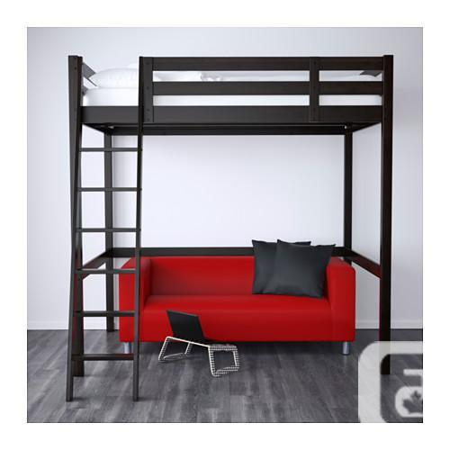 ikea stor loft bed for sale in victoria british columbia. Black Bedroom Furniture Sets. Home Design Ideas