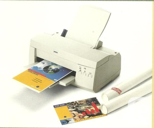 Imprimante SOLIDE EPSON Stylus COLOR 900 SOLID Printer,