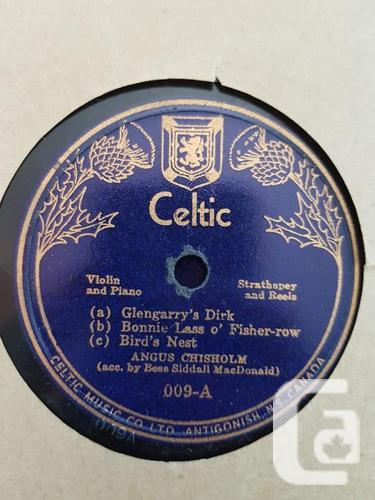 WANTED In Search Of 78 Rpm Records Cash Paid For Sale In Victoria