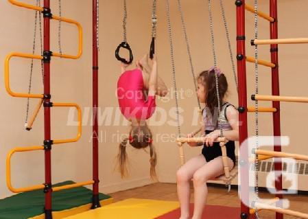 Indoor Home Gym for Kids