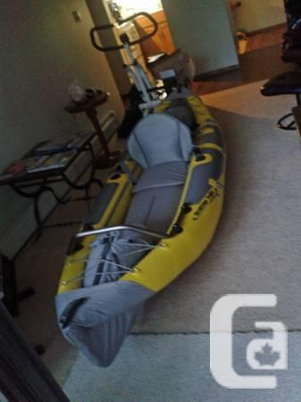 INFLATABLE KAYAK - ADVANCED ELEMENTS - $550 in Abbotsford, British Columbia  for sale