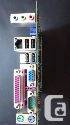 Intel desktop board d945gclf
