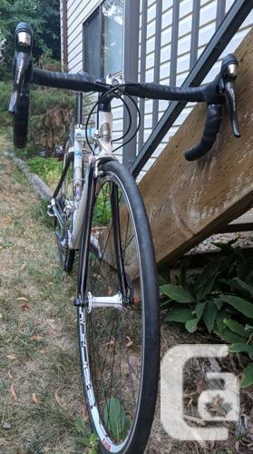 Interloc Scandium Elite full bike