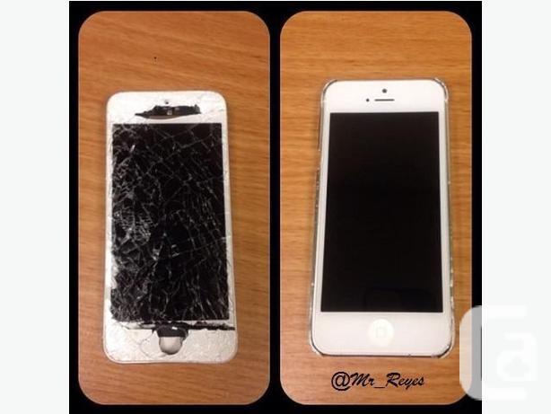 iPhone 5/5C/5S SCREEN REPAIR