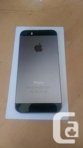 ? iPhone 5S with Case, Warranty, and Box! ?
