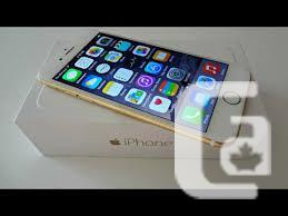 iPHONE 6 - 128GB - GOLD/WHITE