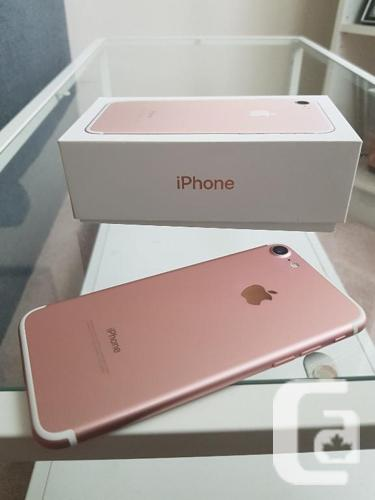 IPhone 7 For Sale!, Burnaby