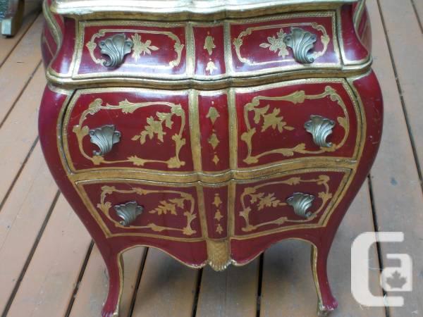 Italian chest - $600