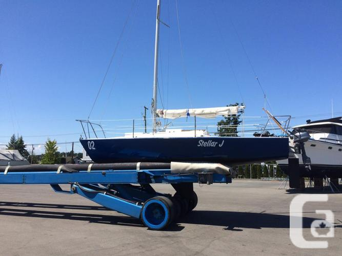 J24 For Sale >> J24 Stellar J Great Condition For Sale In North Saanich British