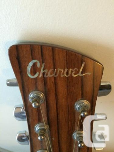 Jackson Charvel Acoustic Electric Guitar 150 Sec For Sale In