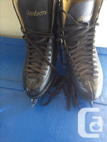 Jackson Figure skates with Mark IV blades Women's