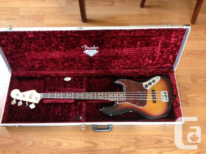 Jazz Bass - Anniversary National Design n/ Situation