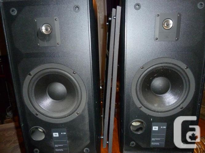 JBL Model 2800 Speakers