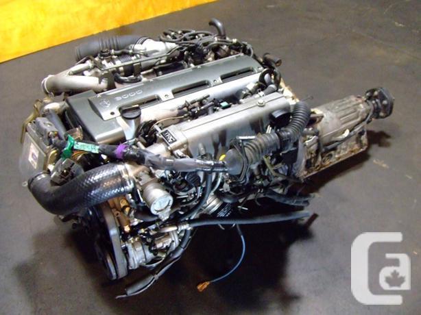 Jdm Moteur Et Automatique Transmission Jdm Toyota 2jzgte