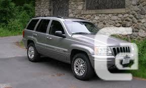 Jeep Grand Cherokee 2002 - $800
