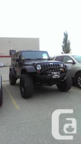 Jeep Wrangler Rubicon - Unlimited
