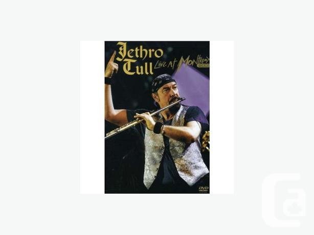 Jethro Tull: Live at Montreux DVD EXCELLENT COND