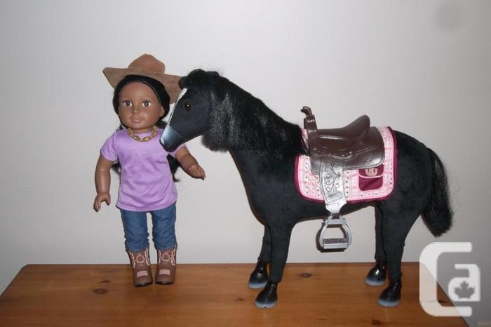 Journey girl,Doll,horse