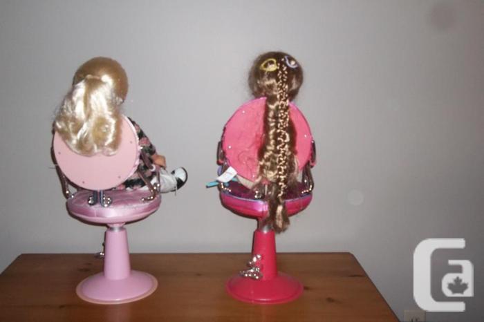 Journey Girls Hair Stylin' Studio (2 chair+1 doll