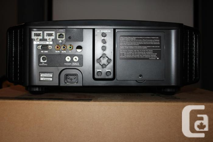 JVC DLA-X35 Projector (read ad)