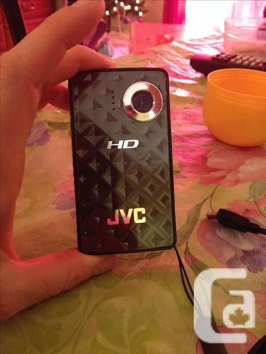 JVC HD Memory Camera GC-FM1 U