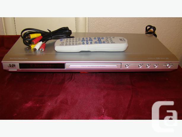 JVC XV-N312S Digital Direct Progressive Scan DVD Player
