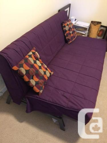 Karlaby ikea futon sofa bed couch for sale in victoria for Sofa bed victoria bc