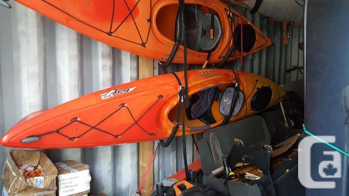 Kayak package