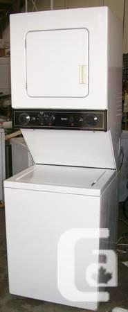 Kenmore Compact Stacking Washer Dryer, 12 month