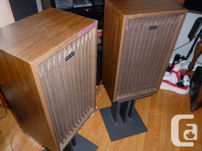 Kenwood KL-3030 Stereo Speakers