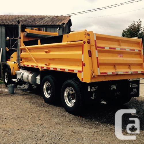 KENWORTH DUMP TRUCK for sale in Hope, British Columbia ...Kenworth Dump Trucks For Sale In Bc