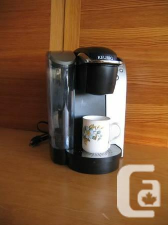 Keurig B70 Platinum Single Cup Brewing System - $75