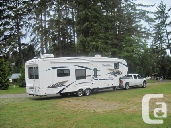 Keystone Montana 3665RE - Hickory Edition - 5th Wheel -