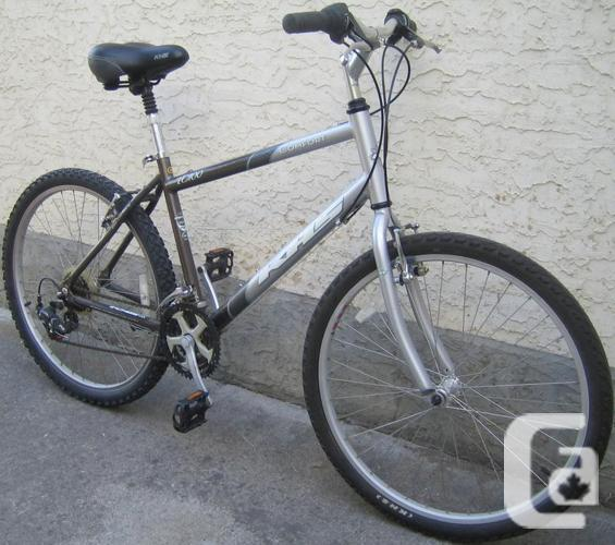 KHS - Comfort with 26 inch tires