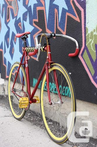 KHS Flite 100 Fixed Gear / Fixie / Track Bike (Text or
