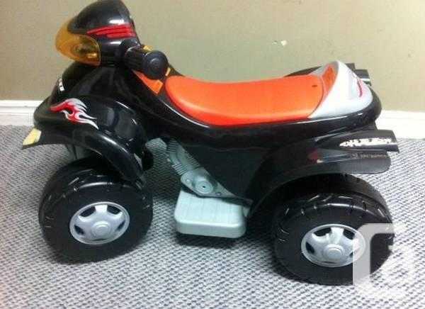 Kid's Battery operated 4 x 4 - $60